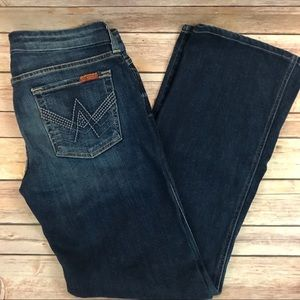 "7 Seven FOR ALL MANKIND classic ""A"" Pocket Jeans"
